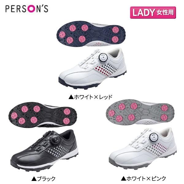 【レディース】 パーソンズ スパイクレス ゴルフ...