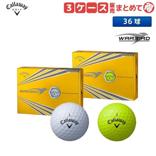 【3ケース販売】 キャロウェイ ウォーバード ゴル...