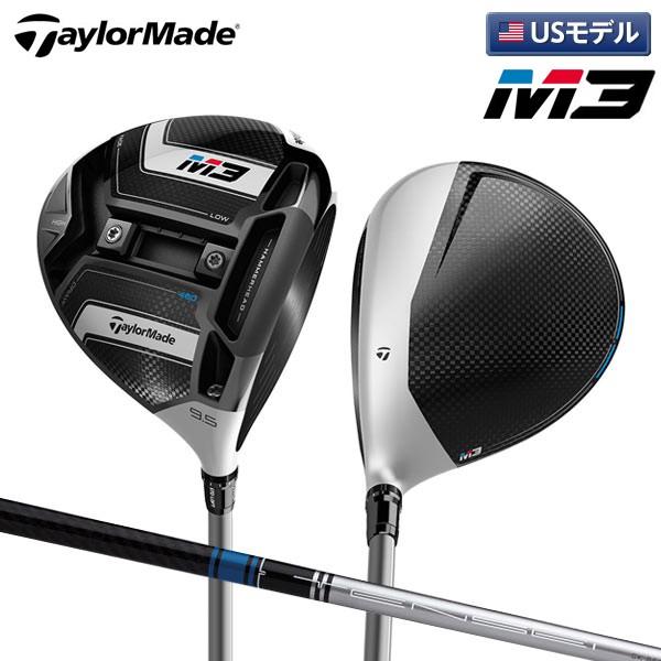 【USモデル】 テーラーメイド M3 460 ドライバー ...