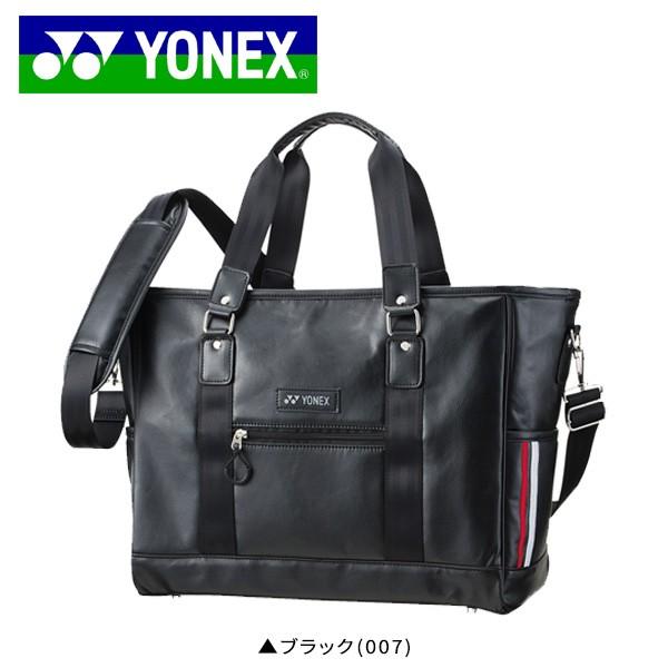 ヨネックス TB-8908 トートバッグ ブラック(007)