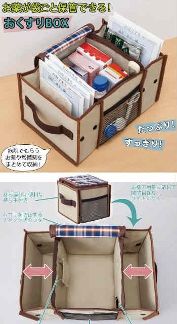 おくすり袋そのままBOX