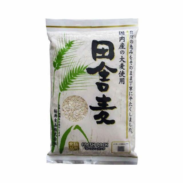 桜井食品 田舎麦 700g×15個(支社倉庫発送品)