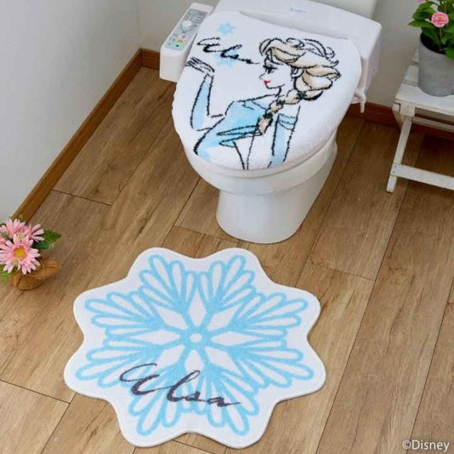 トイレ2点セット(洗浄・暖房便座用フタカバー&ト...