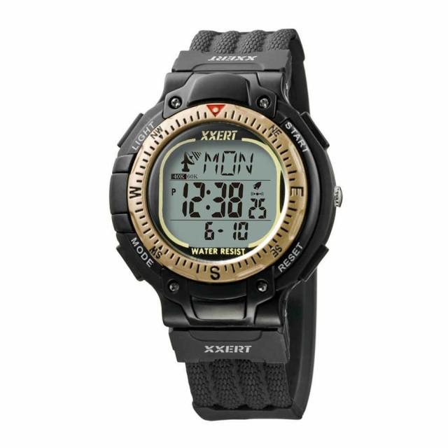 電波ソーラーウォッチ 腕時計 ゴールド XXW-502 G...
