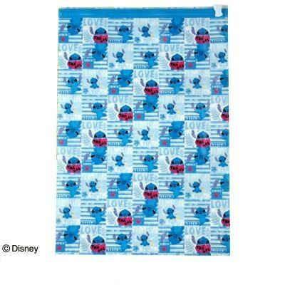 ディズニー 衣類圧縮袋 スティッチ DTS-0352C