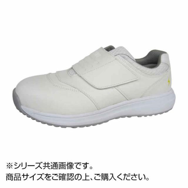 弘進ゴム 安全スニーカーファントム F-320E ホワ...