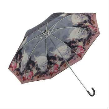 ユーパワー 名画折りたたみ傘(晴雨兼用) ヘンリエ...