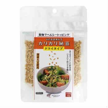 カリカリ納豆 35g 91666 ×16袋セット(支社倉庫発送品)