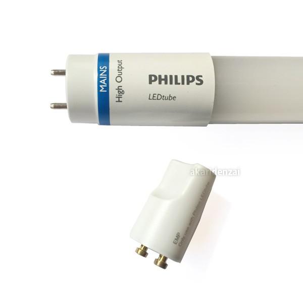 フィリップス 直管形LEDランプ 40W形 昼白色 ダミ...