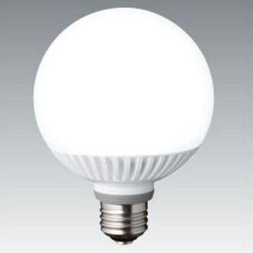 日立 LED電球 ボール電球形 60W形相当 昼光色 口...