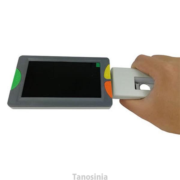 携帯型電子ルーペ ハンドズーム / RS430X