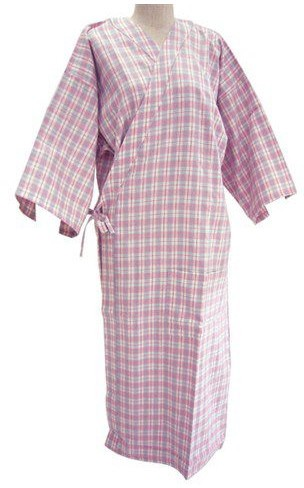 【介護用品】 パジャマ 静養ねまき フリーサイズ ...