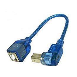 【10個セット】 3Aカンパニー L型変換USBケーブル...