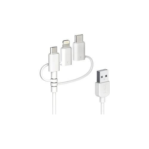 5個セット VERTEX 充電/データ通信用USBケーブル ...