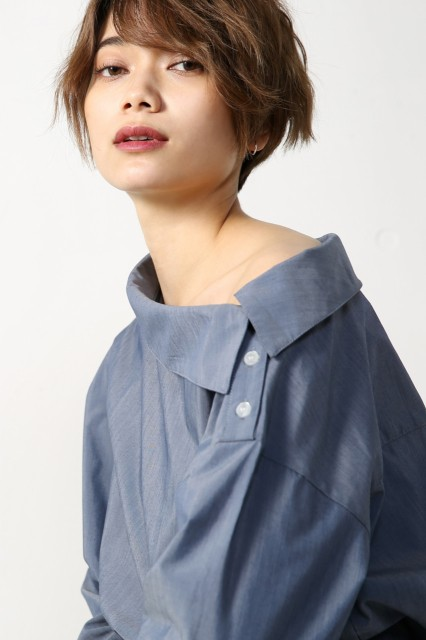 【73%OFF】AZUL BY MOUSSY  / アズール バイ マウ...