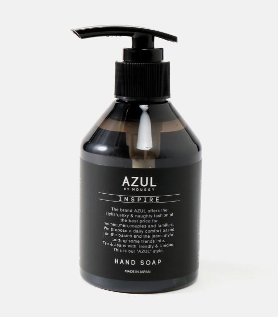 【AZUL BY MOUSSY】AZUL Handsoap UNISEXユニセッ...