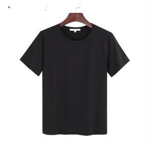 Tシャツ ハイウエスト シンプル ゆったり ベーシ...