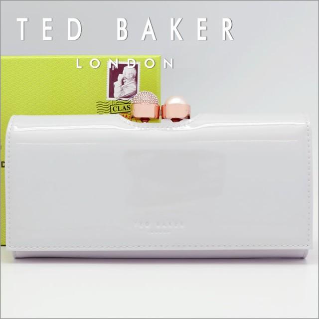 テッドベーカー 長財布 TED BAKER がま口財布 テ...