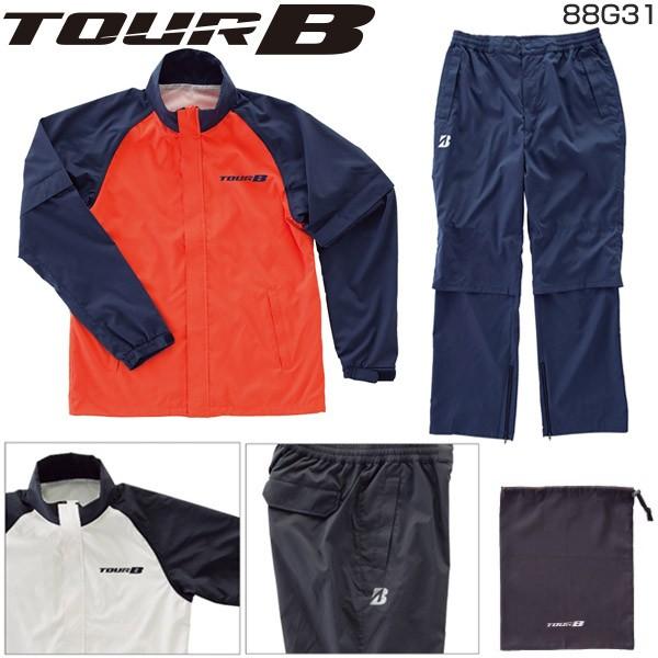 ブリヂストン ゴルフ ウェア TOUR B メンズ レイ...