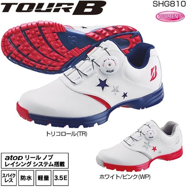ブリヂストン ゴルフ シューズ TOUR B レディース...