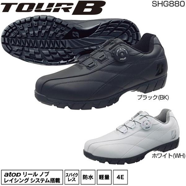 ブリヂストン ゴルフ シューズ TOUR B メンズ ゼ...