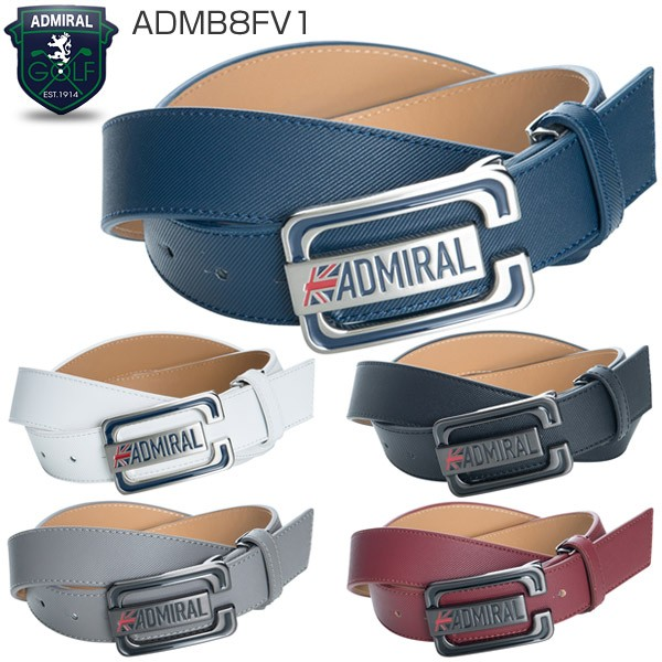 アドミラルゴルフ 合皮 ベルト ADMB8FV1