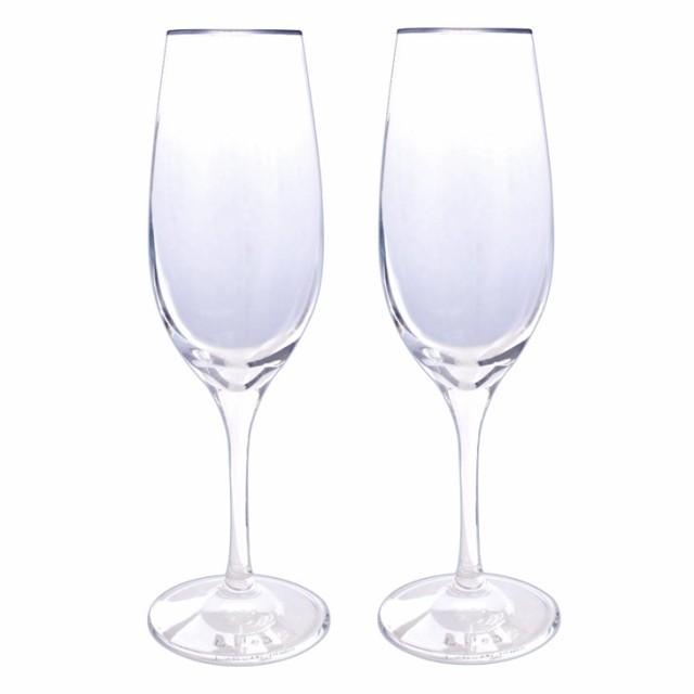シャンパングラス グラス セット LARA Christie ...