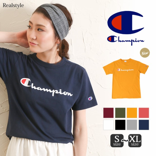 チャンピオン Tシャツ Champion Basicシリーズ メ...