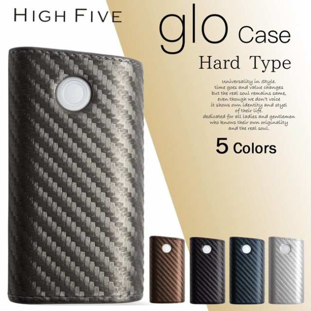 HIGH FIVE glo ハード スリーブケース カーボンレ...