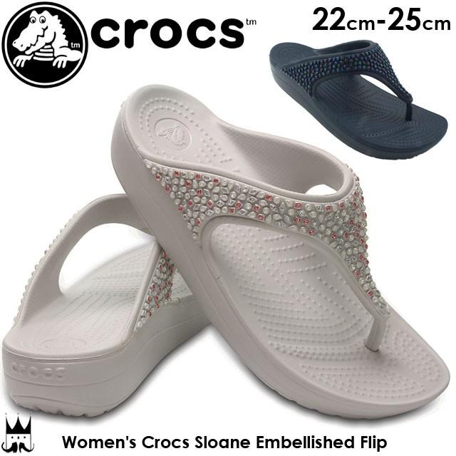 クロックス crocs レディース サンダル 204181 ス...