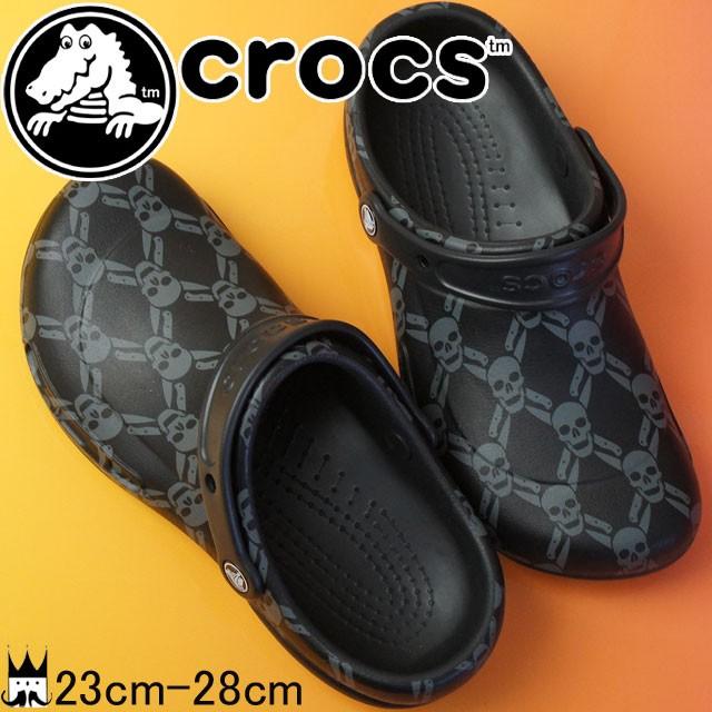 クロックス crocs ビストロ グラフィック クロッ...