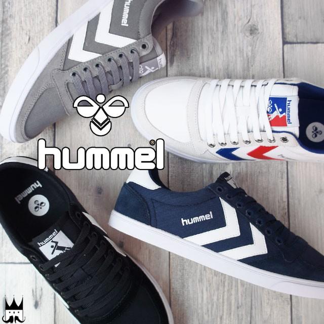 ヒュンメル hummel スリマー スタディール ロー ...