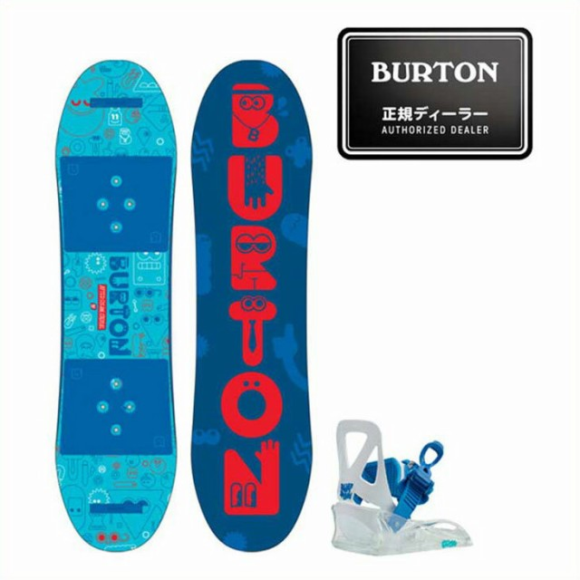 17-18 BURTON バートン KIDS キッズ スノーボード...