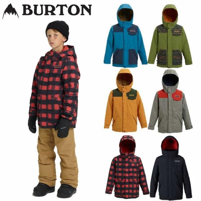 18-19 BURTON バートン 子供用 スノー ウエアー  ...