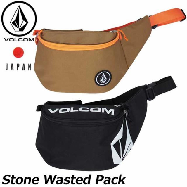 volcom ボルコム ウエストバッグ  Stone Waisted ...