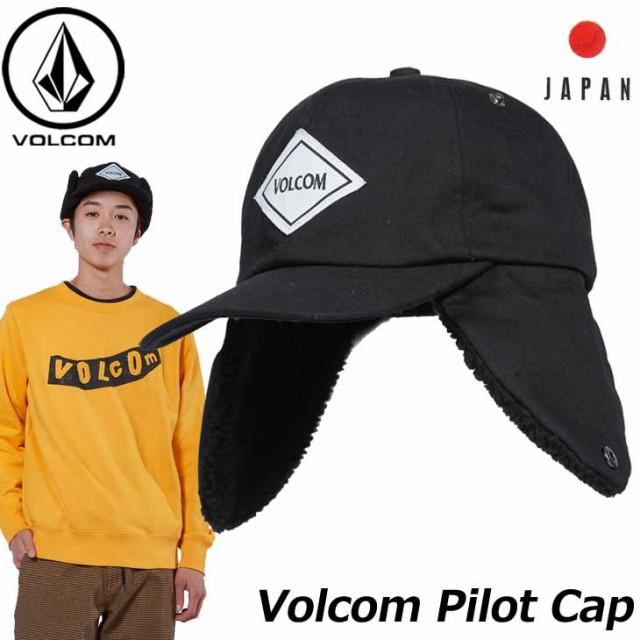 ボルコム キャップ メンズ  Volcom Pilot Cap 帽...