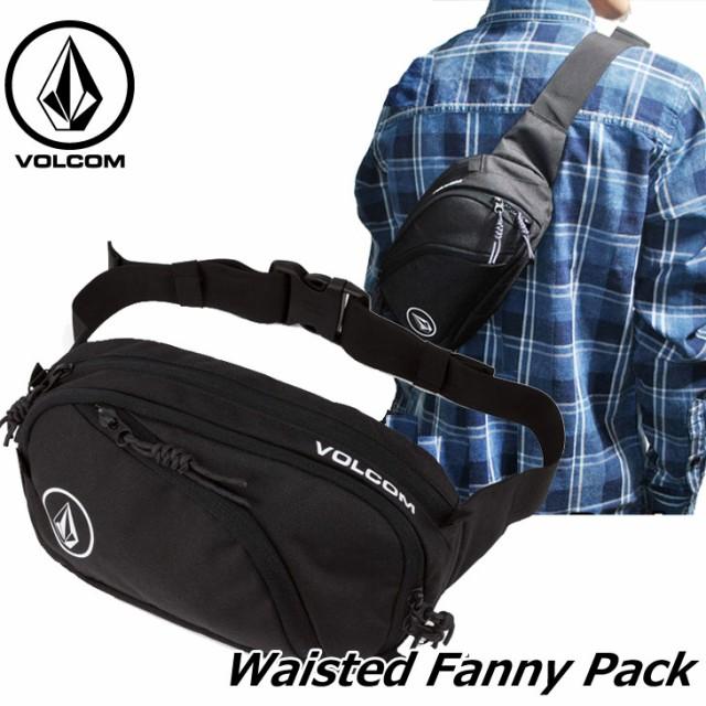 volcom ボルコム ウエストバッグ  Waisted Fanny ...