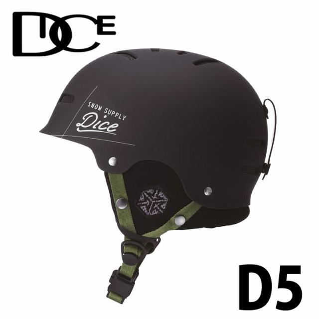 18-19 DICE ダイス ヘルメット  D5 ディーファイ...