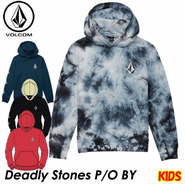 volcom ボルコム キッズ パーカー  Deadly Stones...