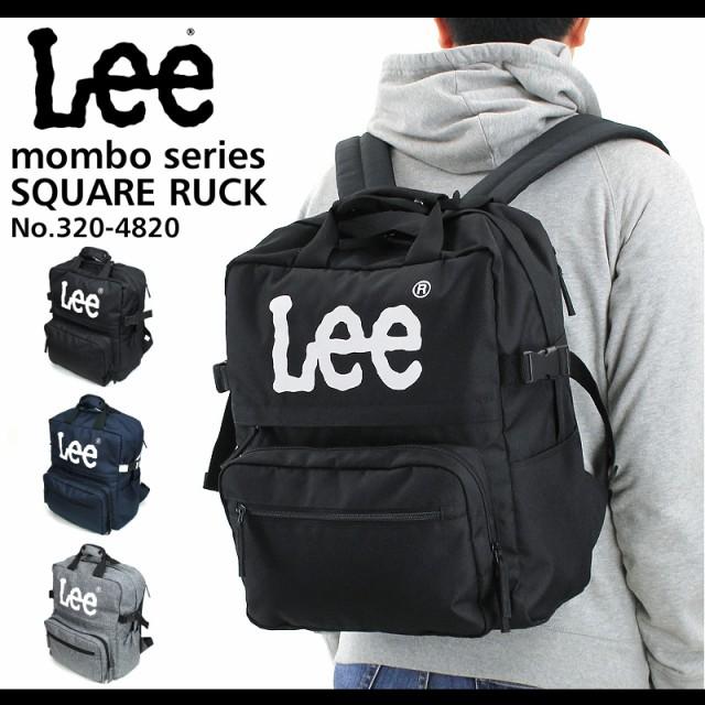 Lee(リー) mambo(マンボ) スクエアリュック デイ...