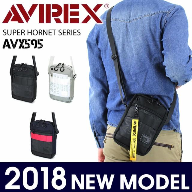 【2018年モデル】 AVIREX(アヴィレックス) SUPER ...