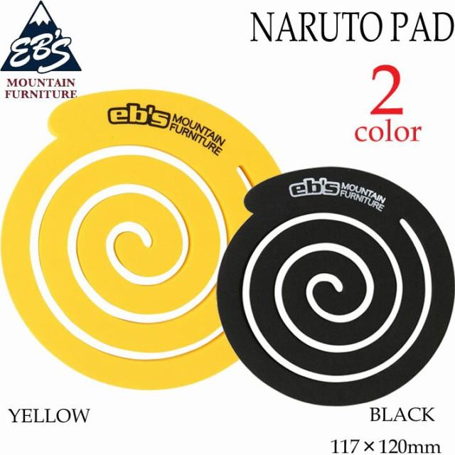 18-19 eb's スノーボード デッキパッド NARUTO PA...
