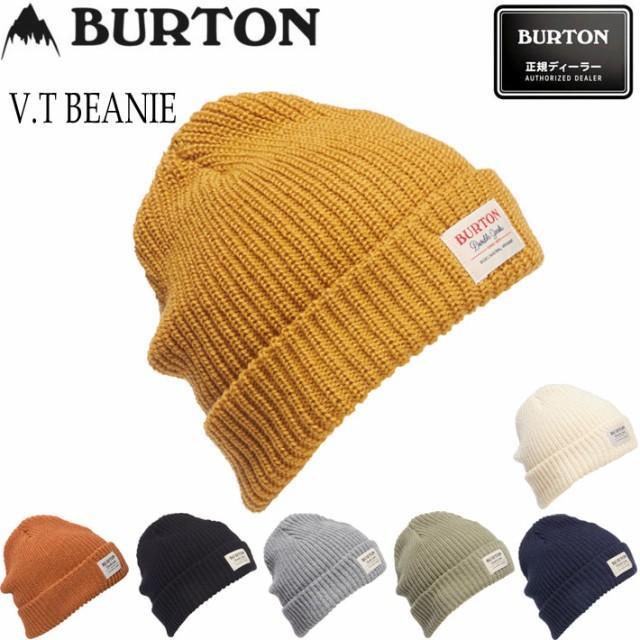 18-19 BURTON スノーボード ビーニー VT BEANIE ...