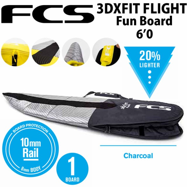 サーフボードケース レトロボード ファンボード用...