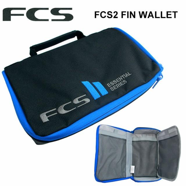 FCS2 フィンケース Shortboard 3Fin Wallet ショ...