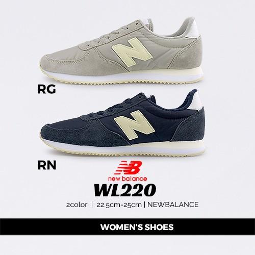 newbalanceニューバランス WL220 RG/RN