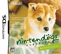 ニンテンドッグス 柴&フレンズ DS ソフト NTR-P-...