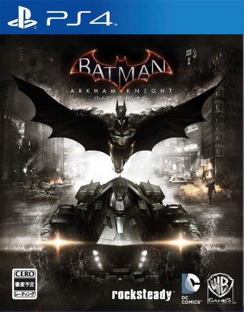 【中古】バットマン アーカムナイト PS4 ソフト...