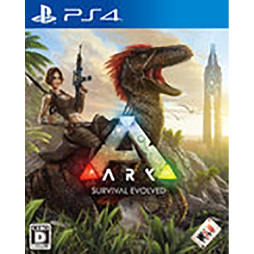 ARK: Survival Evolved 【中古】 PS4 ソフト PLJS...
