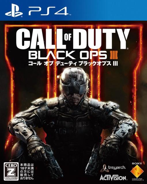 コールオブデューティ ブラックオプス3 PS4 ソフ...